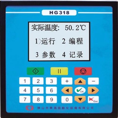 HG318染色机控制电脑