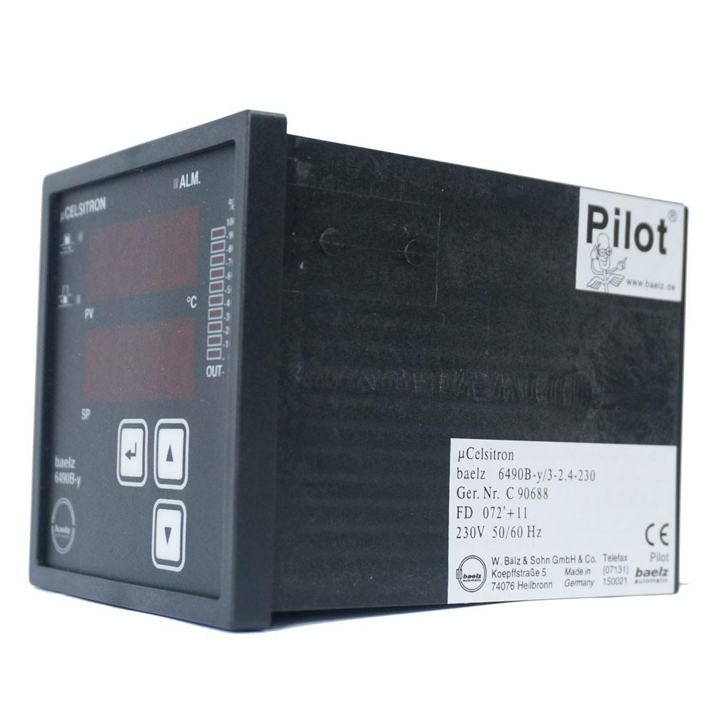 6490B智能温控仪表