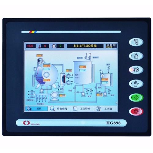 HG898触摸屏气流染色机控制电脑