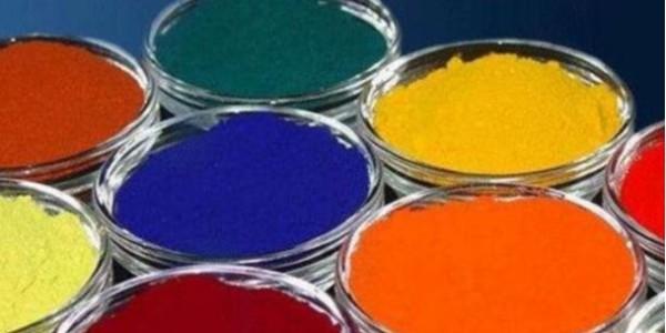常见颜料的种类以及其优缺点