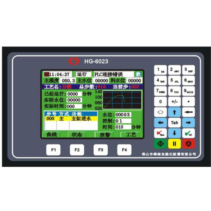 HG-6023染色机控制电脑