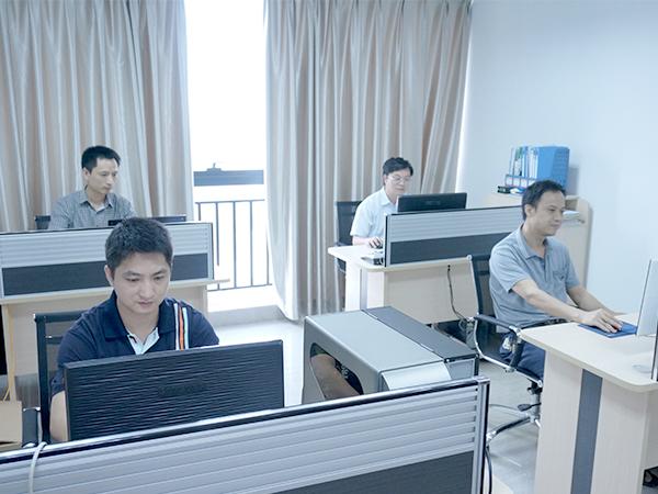 华高自动化-办公风采