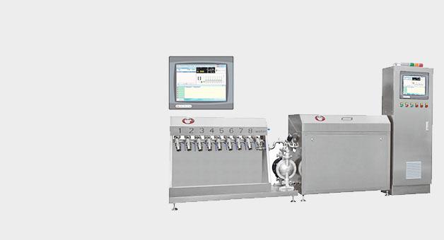 染色机液体自动计量染料助剂输送系统