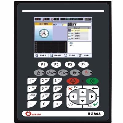 HG868触摸屏染色机控制电脑